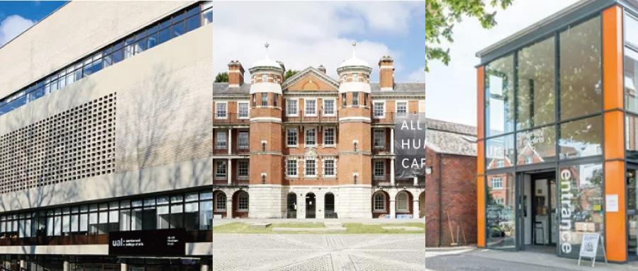 倫敦藝術大學-Camberwell, Chelsea and Wimbledon